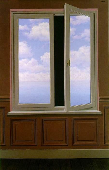 Η Διόπτρα, Rene Magritte (1963)